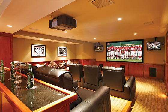 15 Favorite Theaters For Watching Football Audio Impact