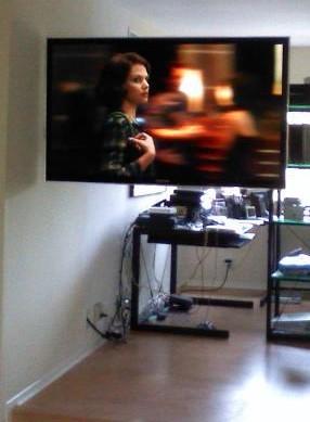 Audio Impact Installation Of The Week Floating Tv Audio