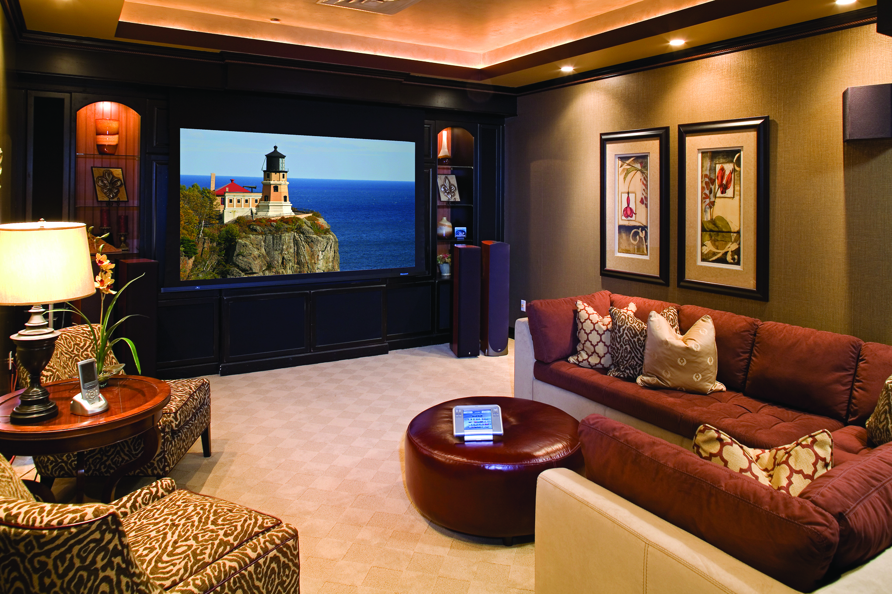 Remodel Your Bat Into A Home Theater
