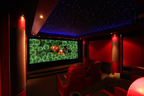 8 Incredible Home Theater Transformations Audio Impact