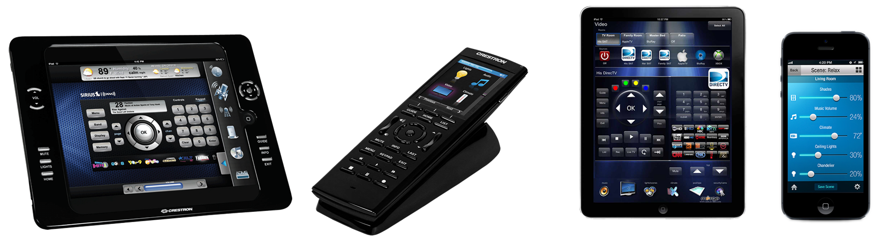 Connected Smart Television
