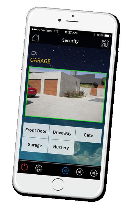 lighting control app