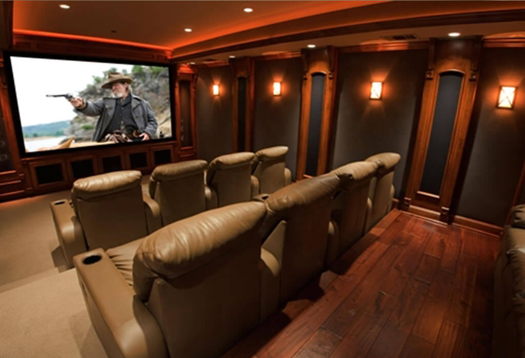 Screening Room Projects 1